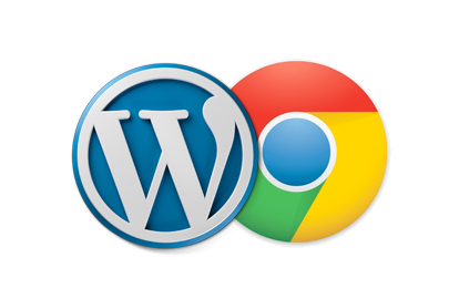 WordPress Chrome